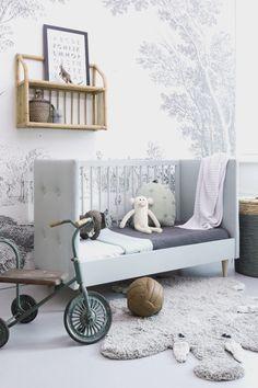 Nursery Crib, Nursery Decor, Mini Mario, Kidsroom, Cribs, Baby Strollers, Toddler Bed, Kids Rugs, Flooring
