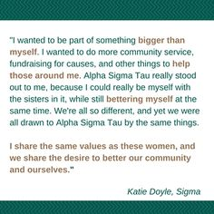 why i joined a sorority essay