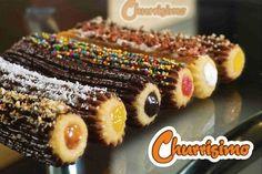 Fotografía de Churros Churrisimo, Lima: Estos son nuestros churros gourmet, bañados en chocolate belga, buenazos¡. Echa un vistazo a los 51.083 vídeos y fotos de Churros Churrisimo que han tomado los miembros de TripAdvisor.