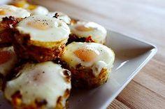Röstikuchen mit Eiern