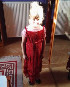 a jövő szupersztàrja  #mydaughter #costume #dressparty