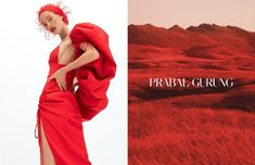 CAMPAIGN Prabal Gurung Spring 2020 by David Roemer. www.imageamplified.com, IMage Amplified2