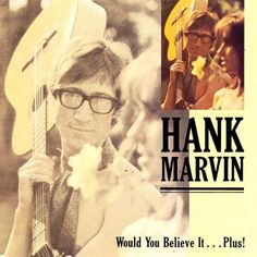 Hank Marvin - Would You Believe It ...Plus! (1989) (Lossless)