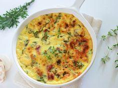 Ricetta Antipasto : Frittata al forno con patate e verdure da Red_alessia_red