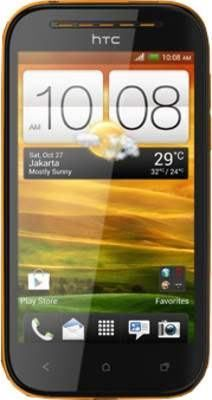 HTC Desire SV(Yellow, 4 GB)