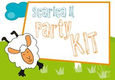 Sheep Party Kit