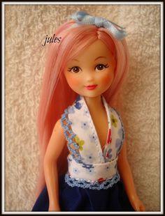 Hornby Flower Fairy Fairies doll - OOAK