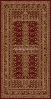 Best Buying Guide And Review On Classical 04 Red Brown Traditional Rug