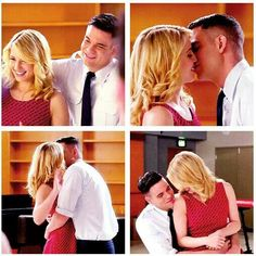 Puck n Quinn They are so cute together