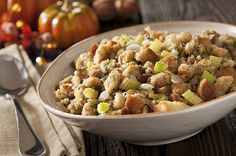 Check this easy and delicious recipe for stuffing from Johnnys.com! http://johnnysfinefoods.com/recipes/johnnys-classic-herb-stuffing/