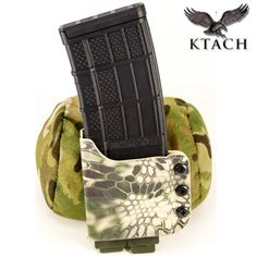 Kydex Rifle Mag Carrier | KTACH Kydex Solutions