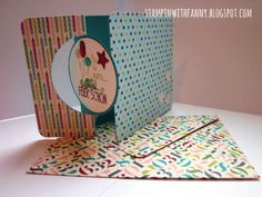 stampin up geburtstagskarte envelope punch board aller kreationen anhang dp geburtstagsbasics thinlits circle card pop up geburtstagsallerlei alles nur sprüche