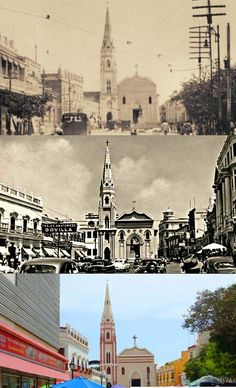 Lo esencial permanece... La plaza Baralt, testigo de generaciones, vestigio de épocas que nunca volverán, silente y marabina yace en el corazon de la ciudad, hoy siendo restaurada como lo ha merecido, desde siempre...