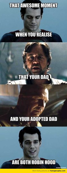 Man of Steel Fathers