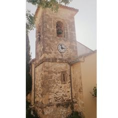 Esglesia de Turballos,el Comtat