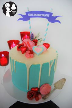 Drip Cake Auckland 195 Delivered