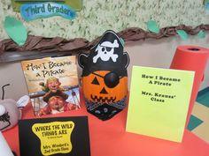 Sunny Days in Second Grade: Storybook Pumpkins Pumpkin Books, Pumpkin Crafts, Fall Crafts, Pumpkin Ideas, Halloween 2013, Holidays Halloween, Halloween Ideas, Storybook Characters, Storybook Character Costumes