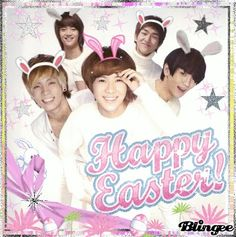 #Easter with #SHINee