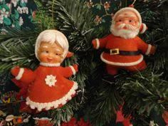 Image result for 1960s christmas decorations