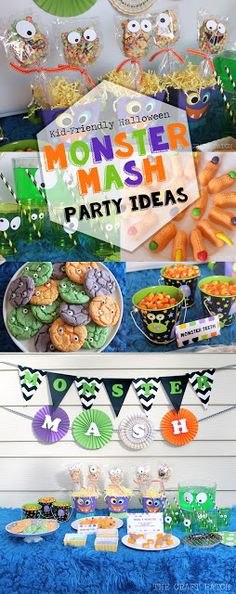 91 best Party Ideas (Halloween)for kids & Tweens images on