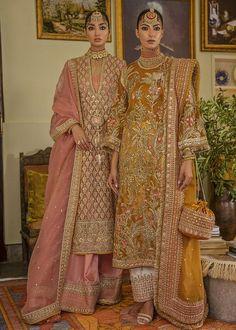 Pakistani Fashion Party Wear, Pakistani Dresses Casual, Pakistani Bridal Wear, Pakistani Dress Design, Indian Fashion, Indian Wedding Outfits, Indian Outfits, Traditional Fashion, Traditional Outfits