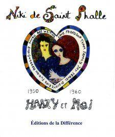 """Harry et moi"" de Niki de Saint Phalle"