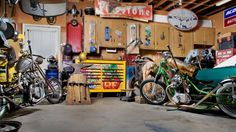 garage 50s hot rods - Google Search