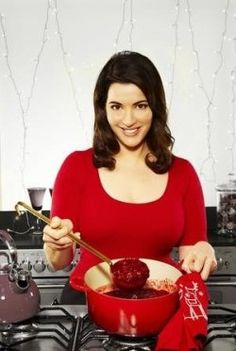 All recipes on one single website? At least Nigella Lawson recipes on it? I guess that's something really hard to achieve. I mean, there are some...