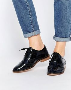 Image 1 - ASOS - MILLION DOLLAR - Chaussures richelieu en cuir