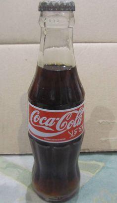 Vintage Regular Coca Cola Coke Bottle EGYPT - 1994 • CAD 6.52 - PicClick CA