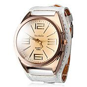 Cheap watch brand, Buy Quality watch designer brands directly from China watch f Suppliers: 2017 New Brand Womage Luxury Wristwatch Casual and Fashion Quartz Watches with Leather Straps Watch Women Popular Designer Cool Watches, Watches For Men, Women's Watches, Student Fashion, Cool Things To Buy, Stuff To Buy, Fashion Watches, Luxury Branding, Pu Leather