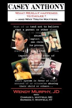 Casey Anthony What REALLY Happened to Caylee and Why Trut... https://www.amazon.com/dp/1935827081/ref=cm_sw_r_pi_awdb_x_ZCrQyb338YQ03