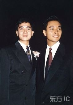 Danny Chan & Leslie Cheung