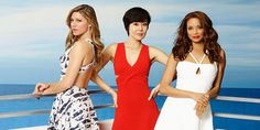 ABC has cancelled their Mistresses TV show so there won't be a fifth season.  Did you enjoy this summer series?
