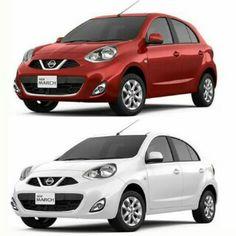 Nissan New March: Promo Agustus 2015 - Ready Stock warna Merah Putih ~ NISSAN PURWOKERTO