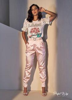Nova Coleção - Summer Vibes - Toque de Classe Store | Filtrado por Mais Vendidos Summer Vibes, Pants, Dresses, Fashion, Suit Pants, Flare, Napkins, You Complete Me, Dressmaking