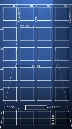 Architecture Blueprints Wallpaper blueprint home screen | backgrounds for apple inc. = ipod, ipad
