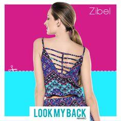 Vestido Zibel Art. 344387 $ 14.990