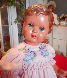 """Schildkröt Puppe  """"ERIKA""""  56 cm groß"""