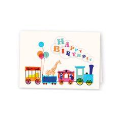 molly meg happy birthday, circus card