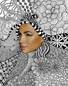 rostro-zentangle-dibujo-creatividad-meditacion.png (500×632)