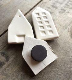 Ceramic City Magnet Trio | Home Decor & Lighting | Crave Studio | Scoutmob Shoppe | Product Detail $15