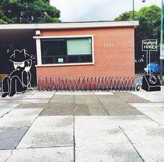 Streets of Mexico – Transformer ses photos Instagram avec des personnages étranges