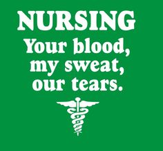 Oh if people knew how true this was!!!! #nurselife