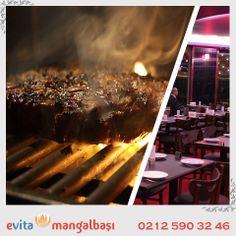 Güzel Yemekler,güzel sohbetleri getirir, güzel sohbetler, mutluluk getirir, mutluluk ise başarıyı getirir. #evita #evitamangalbaşı #restaurant #sahil #denizköşkler #avcılar #istanbul