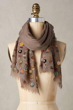 Shop the Knitted Micro-Flora Wool Scarf and more Anthropologie at Anthropologie today. Read customer reviews, discover product details and more.