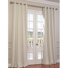 $85 Shop Wayfair for Half Price Drapes Bellino Grommet Single Panel Blackout Curtain - Great Deals on all Decor products with the best selection to choose from!