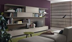 Innovative wall system from Decoma Design for Jesse