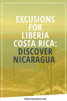 Travelling to Costa Rica + Want to check out some fun Excursions - Take a look at Discover Nicaragua Excursion Travel Reviews, Liberia, Costa Rica, Travelling, Check, Fun, Blog, Blogging, Funny