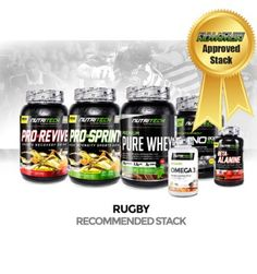 RUGBY STACK - PREMIUM @ http://fullhousenutrition.co.za/stacks/1467-rugby-stack-premium.html